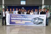 Đào tạo sản phẩm Daewoo Truck tại Công ty Cổ phần Ô tô Đông Nam