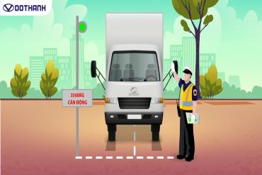 Yêu cầu tăng cường kiểm tra tải trọng xe