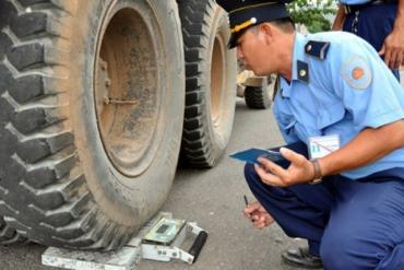 Tìm hiểu quy định về xác định xe quá tải