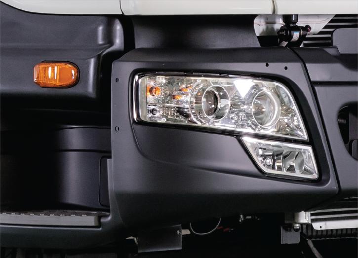 Đèn chiếu phản xạ đa chiều được trang bị đèn Projector