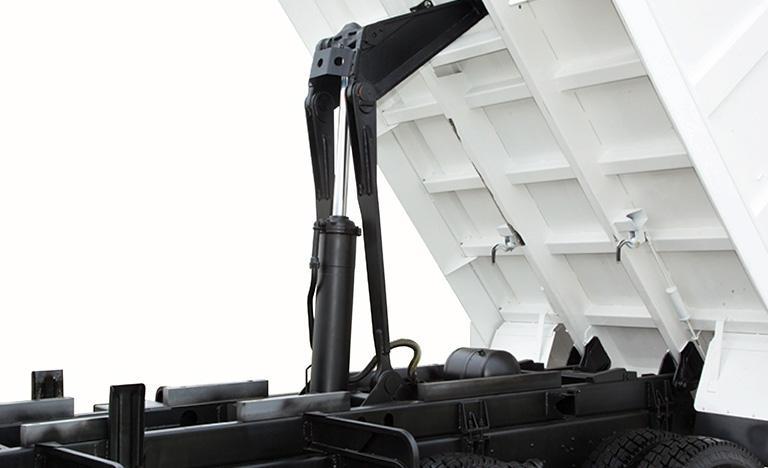 Xy lanh thủy lực nâng hạ thùng hàng